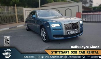 ROLSS ROYCE GHOST 1