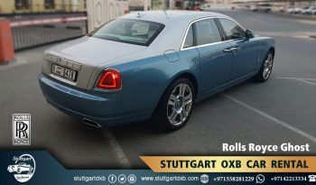ROLSS ROYCE GHOST ممتلئ
